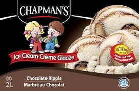 Image of Chapmans Chocolate Ripple 2L