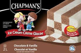 Image of Chapmans Checkerboard Choc/Van 2L
