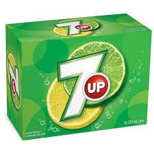 Image of Seven Up 12 X 355 Ml