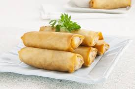Nemfood Vegetable  Spring Rolls 300 G