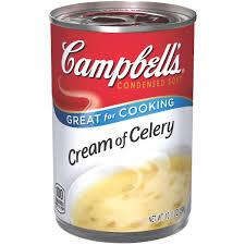 Campbell's Cream Of Celery Soup 284mL