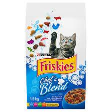 Image of Friskies Chefs Blend Dry Cat 1.5Kg