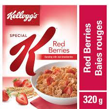 Image of Kellogg's Special K Red Berries Cereal 320g