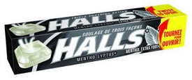 Image of Halls Mentho-Lyptus Extra Strong 90 G