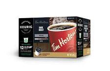 Image of Tim Hortons Dark Roast Coffee K Cup 126g