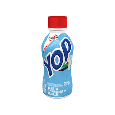 Yoplait Yop, Vanilla 200mL