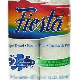 Image of Fiesta Paper Towels 2 Rolls