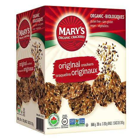 Marys Crackers Original 566g