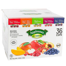 Image of Applesnax Applesauce Cups 36x113g