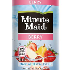 Image of Minute Maid Berry Punch Concentrate 295 Ml