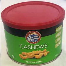 Image of Crown Nut Salted Cashews190 G