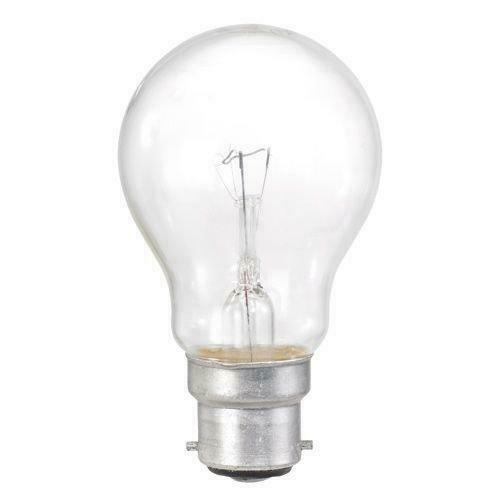 Cm Clear 60W Lightbulbs 2 Pk