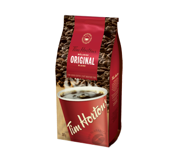 Tim Hortons Original Fine Ground Coffee Bag 300 G