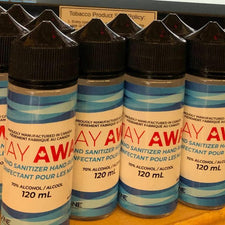Image of Stay Away Hand Sanitizer 120mL