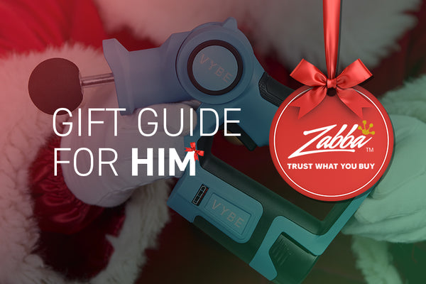 Our Guide to Gifts for Him