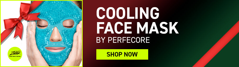 Cooling Face Mask by Perfecore