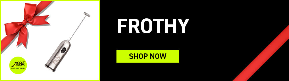 Frothy Banner