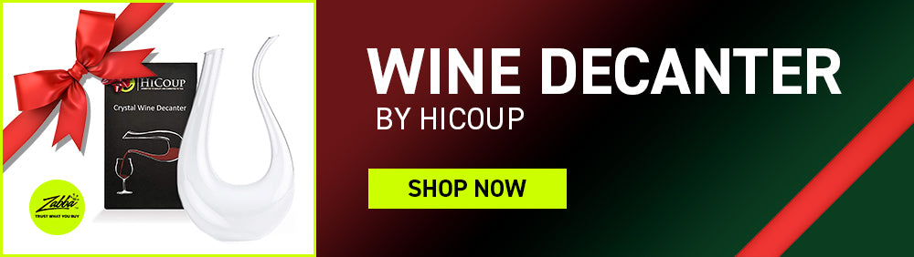 Wine Decanter by HiCoup
