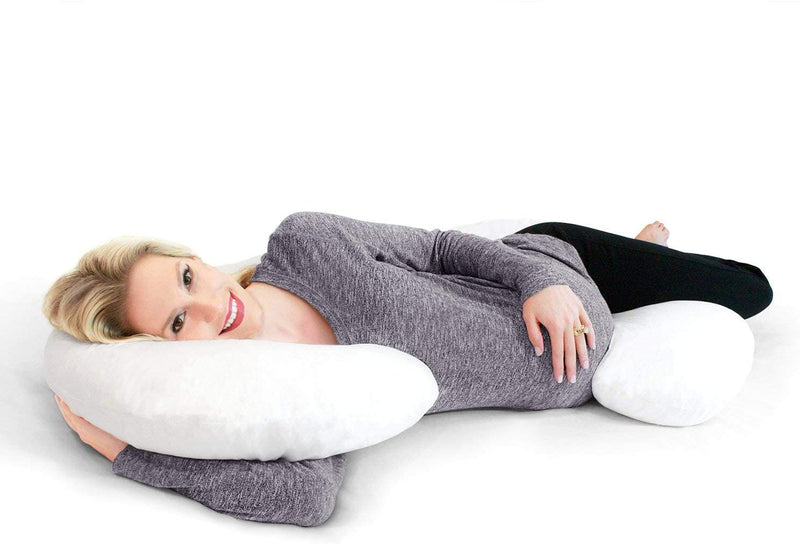 Restorology C-Shaped Maternity Support Cushion