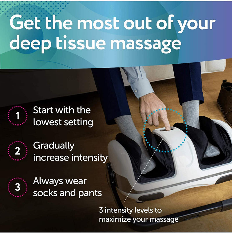 Cloud Massage Cloud Massage Shiatsu Foot Massager