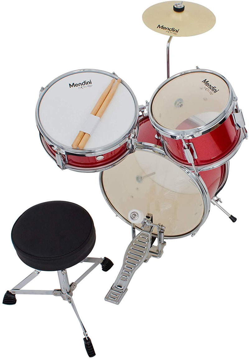Mendini by Cecilio Kids Drum Set