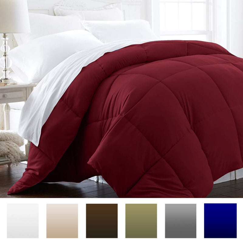 Beckham Hotel Collection 1600 Series - Lightweight - Luxury Goose Down Alternative Comforter - Hotel Quality Comforter and Hypoallergenic