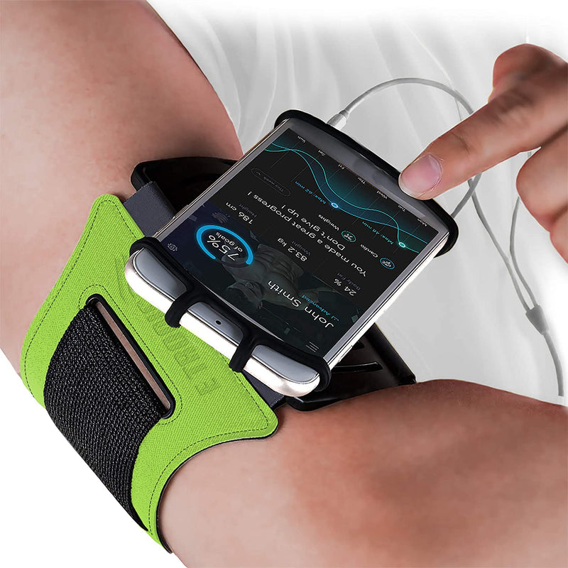 E Tronic Edge Rotatable Sports Armbands