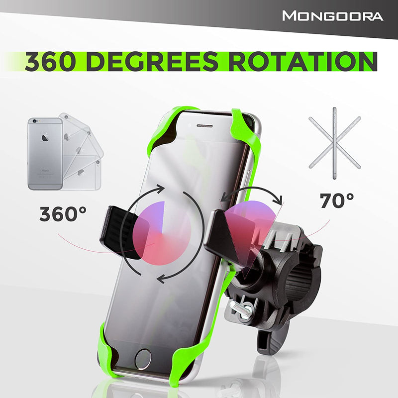 Mongoora Bike Phone Mount