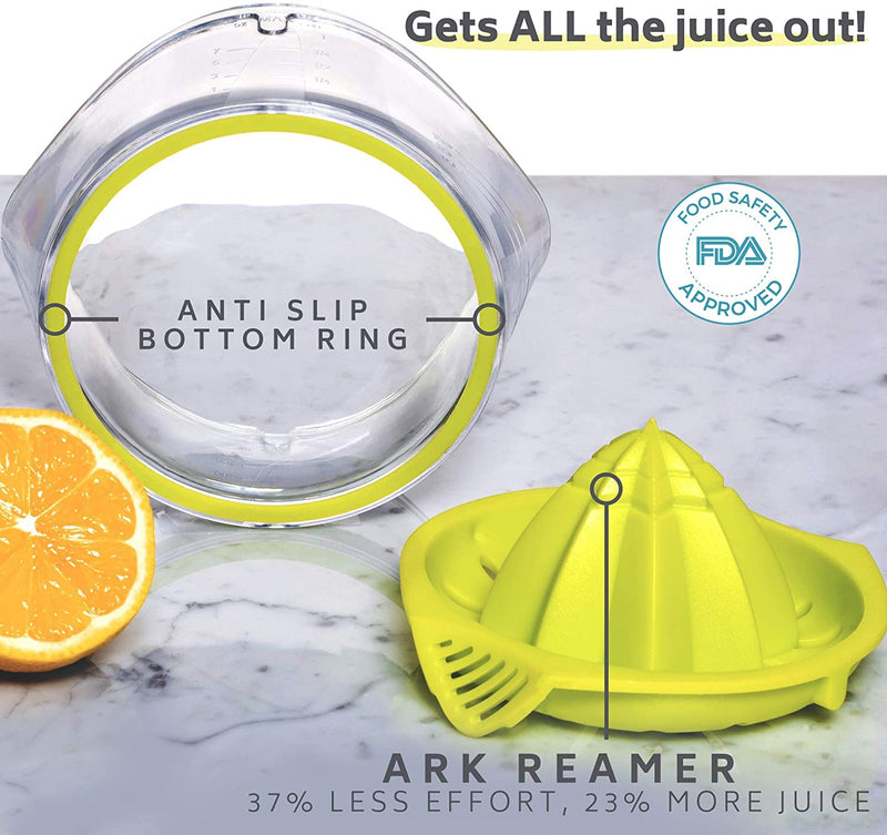 Ark Reamer Manual Lemon Juicer