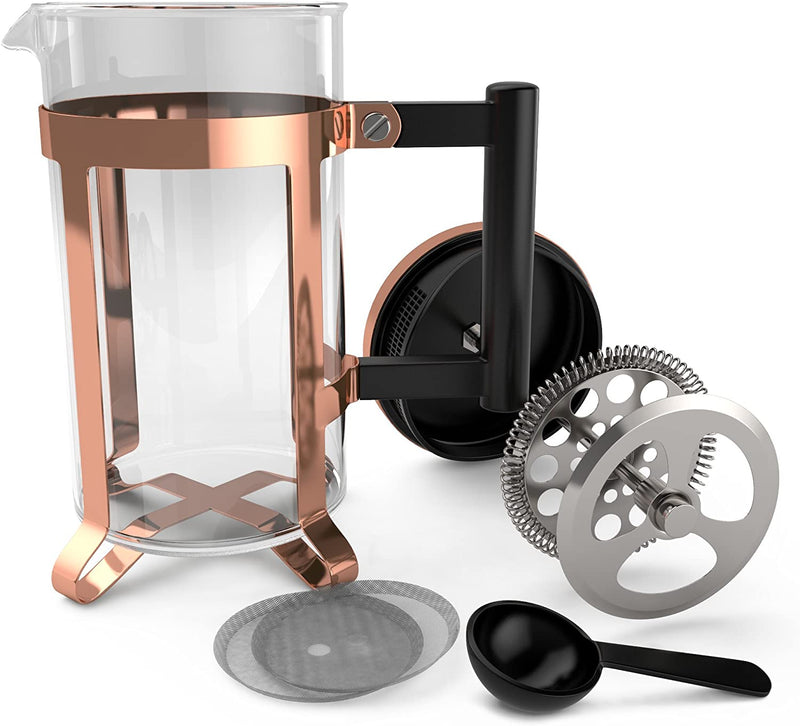 BonVIVO Gazetaro French Press Coffee Maker