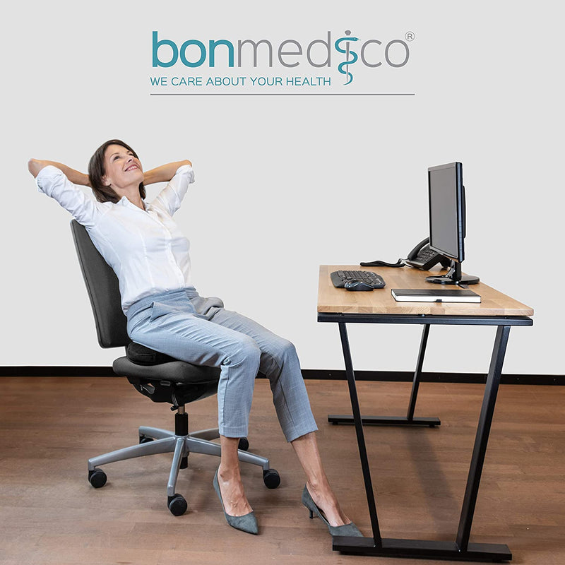 bonmedico Firm Orthopedic Donut Pillow