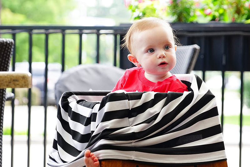 Cool Beans Baby Nursing Cover Car Seat Canopy