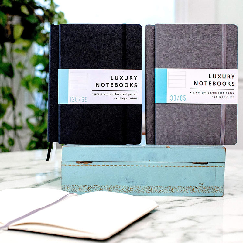 Papercode Luxury Notebook Daily Weekly Planner