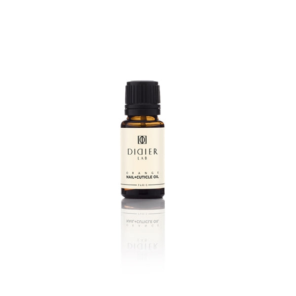 Nail+Cuticle Oil Didier Lab  orange  15 ml.