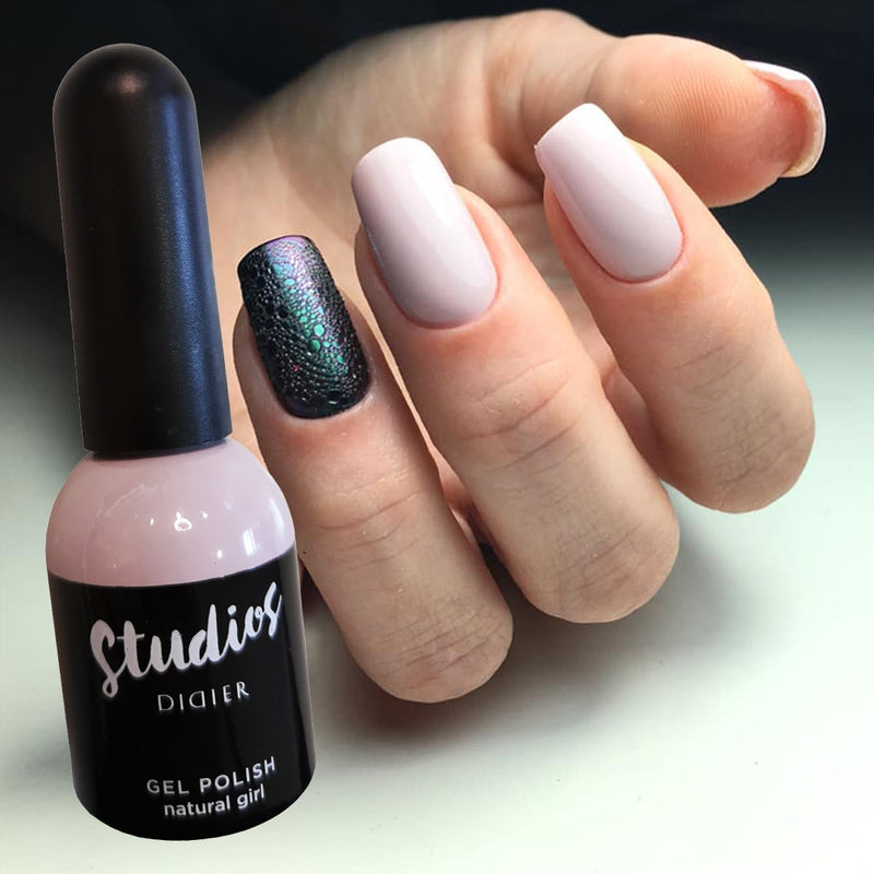 Gel polish Studios Didier  natural girl  8ml