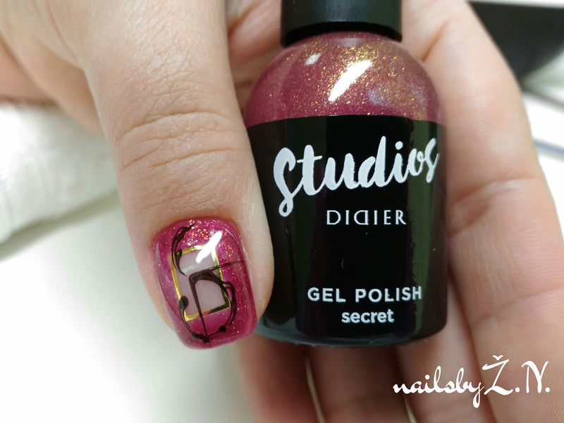 Gel Polish Studios Didier  secret  8ml