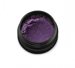 Two tones pigment powder Didier Lab  bright violet