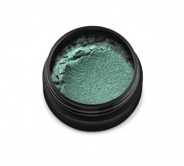 Two tones pigment powder Didier Lab  green grey