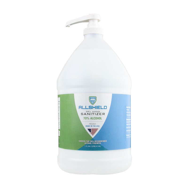 1 Gallon Gel w/ 10cc Pump - 4 Per Case:  As low as $31.70 per Bottle
