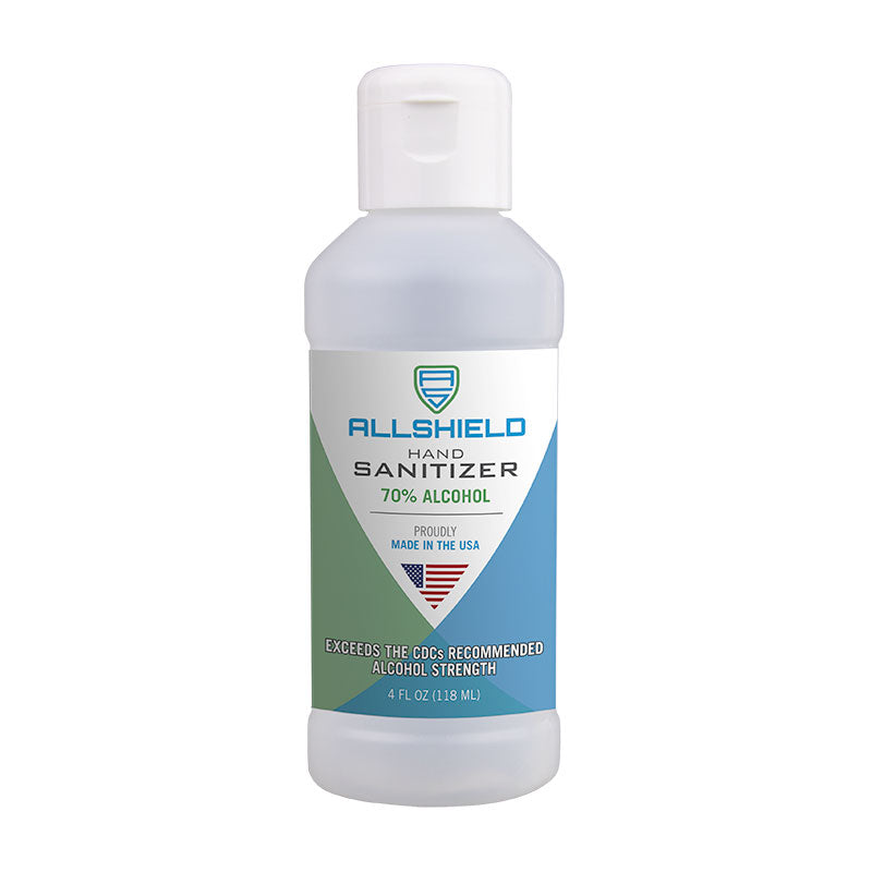 4 oz. Gel w/ Squeeze Cap - 50 Per Case:  as low as $2.15 per Bottle
