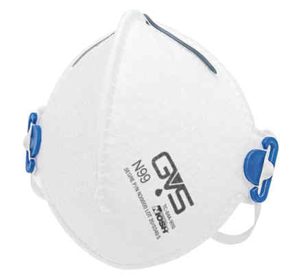 Segre N31000 N99 Respirator - Fully Adjustable.  Only $4.81 Per Mask