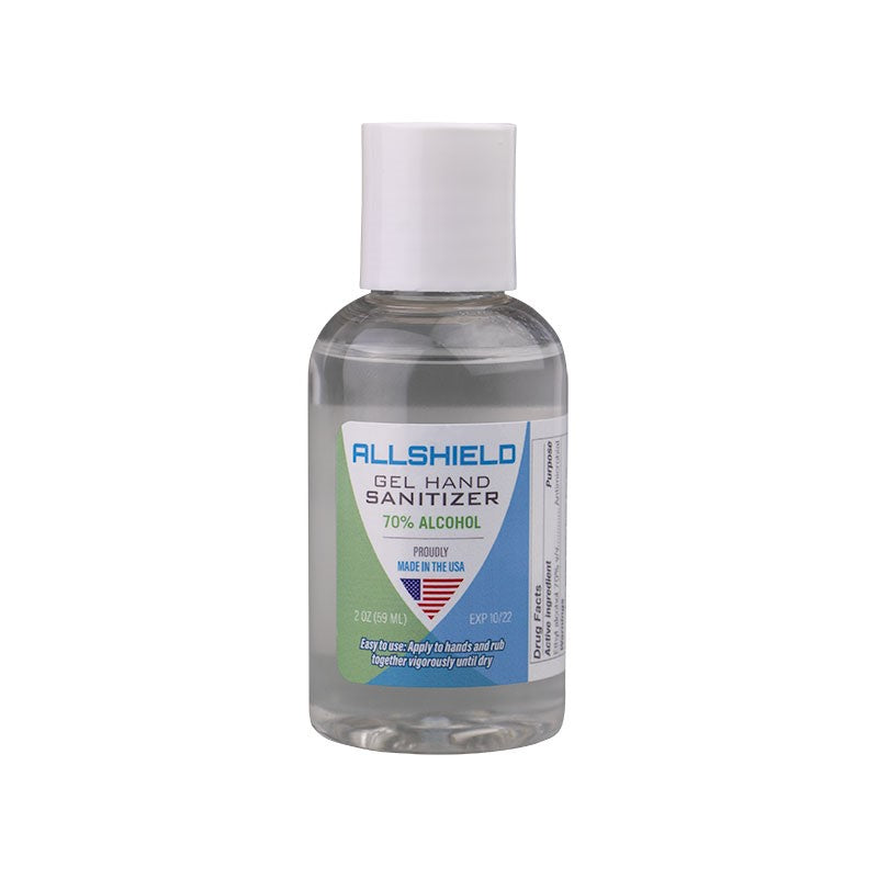 2 oz. Gel w/ Squeeze Cap - 60 Per Case (Only $1.33 Per Bottle)
