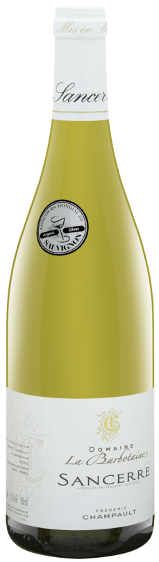 Domaine la Barbotaine, Sancerre Blanc, Loire, France