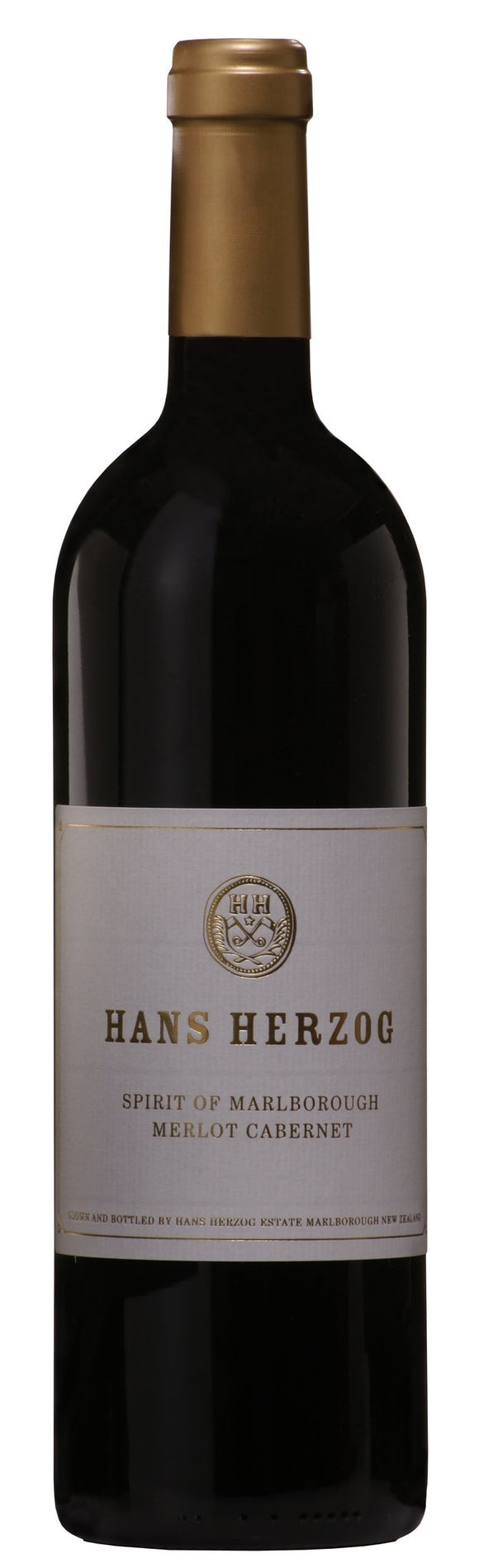 Hans Herzog Estate Spirit of Marlborough (Bordeaux Blend), New Zealand