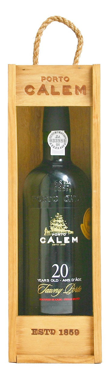 Calem 20yr Tawny Port, Portugal, NV