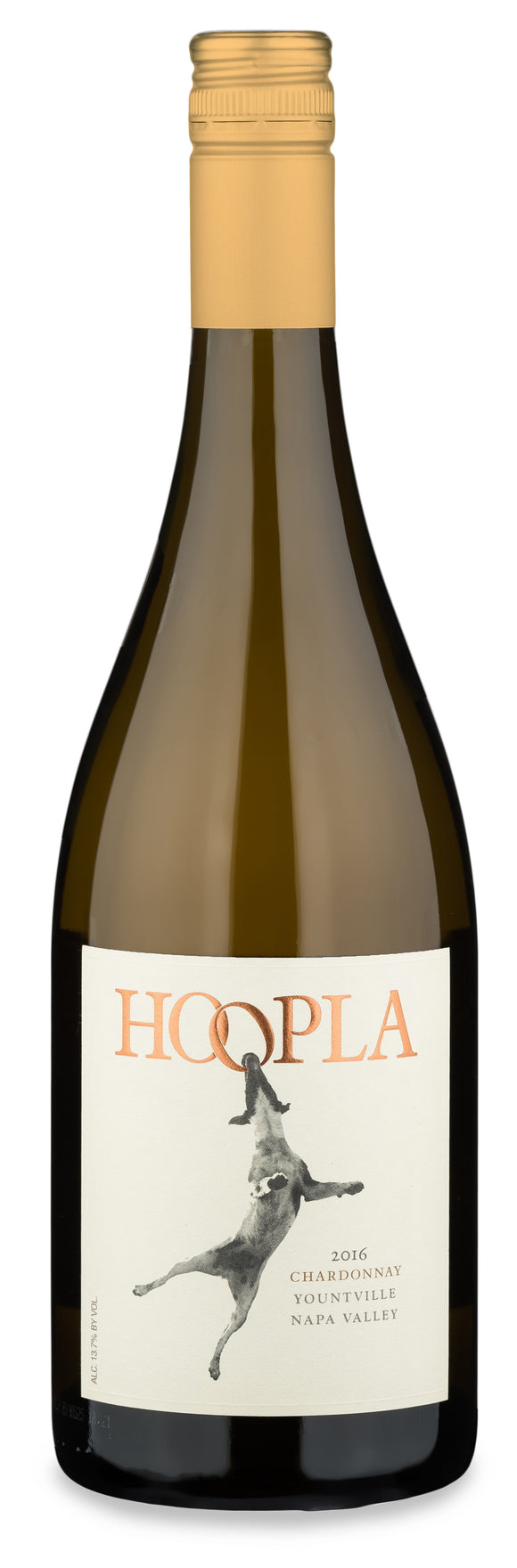 Hoopla Chardonnay, Napa Valley, USA
