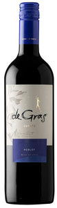 De Gras Merlot, Central Valley, Chile