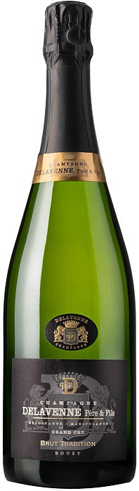 Delavenne Grand Cru, Brut Tradition, Champagne NV