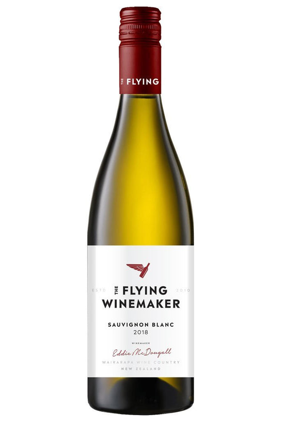 The Flying Wine Maker, Sauvignon Blanc, Wairarapa, New Zealand