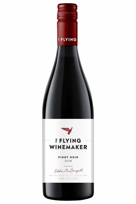 The Flying Winemaker Pinot Noir, Wairarapa, New Zealand